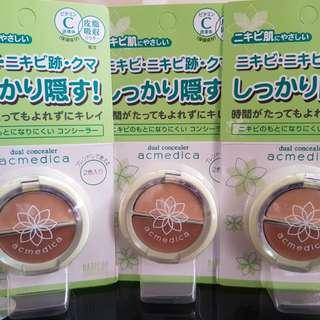 Japan cosmetic! ACMEDICA Dual concealer