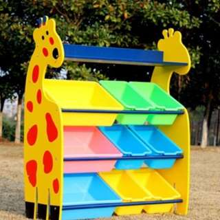 Girrafe Rack Toys Storage