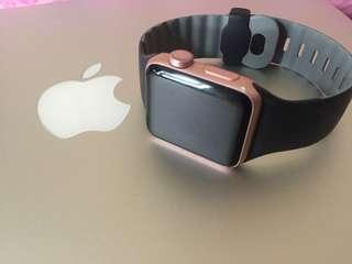 Apple Watch s2 38 mm with Belkin sport band free