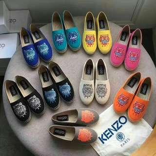 Kenzo 漁夫平底鞋