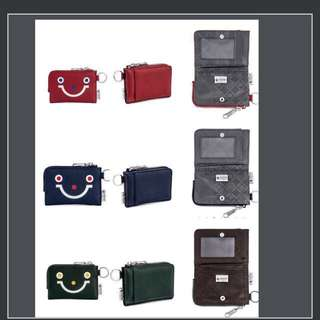 Porter International KEEP ON SMILING Series- Wallet