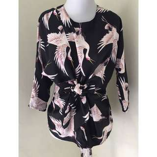 New blouse bird