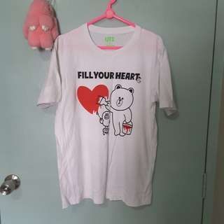 t-shirt (round neck)