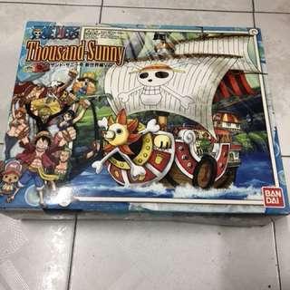 海賊王烈陽號新世界編 全新