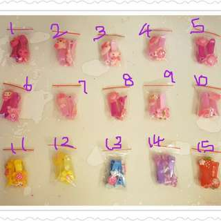 Hairclips for girls and ladies