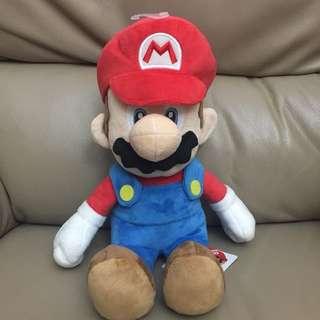 日本直送❗️Super Mario 馬里奧35cm公仔