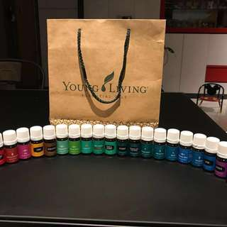 5ml young living essential oils