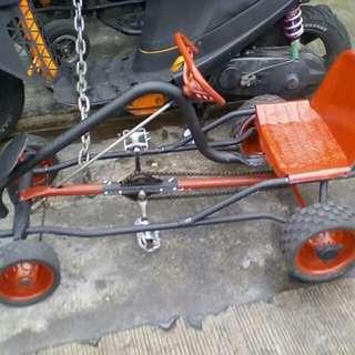 Go cart old school