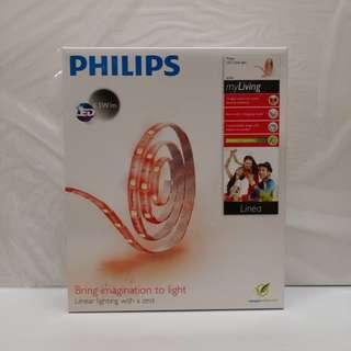 時限特價 全新 正貨 Philips 飛利浦 LED Cove Light 燈帶5M (多買多著數)