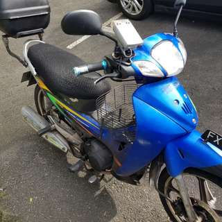 Honda wave S 125 for Sale