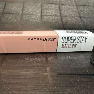 Sale! Maybelline SuperStay Matte Ink (Loyalist)