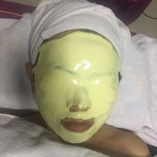 Facial (Korean facial style)