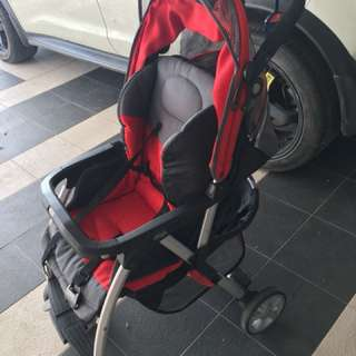 Chicco stroller for sale good condition