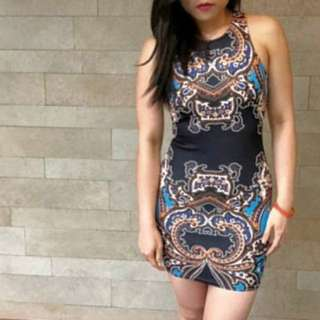 Xenia Boutique Arabian Nights Dress Size 8