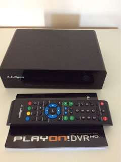 AC Ryan playon DVR multi media player