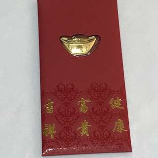 {Collectibles Item - 999 Pure Gold} 金是永恆999(24K) 0.2g Pure Gold足金 - 富贵吉祥 招财进宝