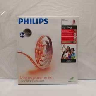 限時特價 全新 正貨 Philips 飛利浦 LED Cove Light 彩色 燈帶 1M