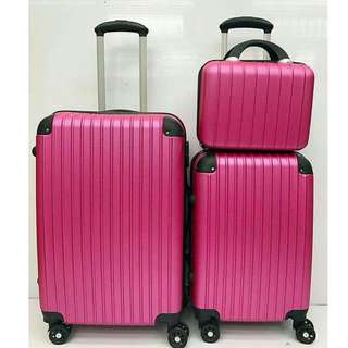 🛄Grade B LUGGAGE (3in1 Size 24 + 20 + 12 Inch)