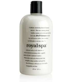 Royal Spa™ Ultra III Shampoo (for Chemically Treated Hair)