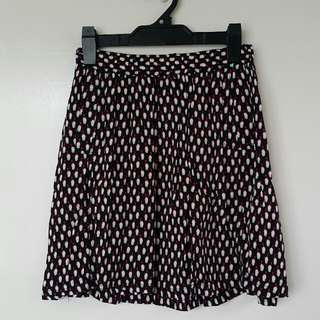 Skirt with Pockets Size S