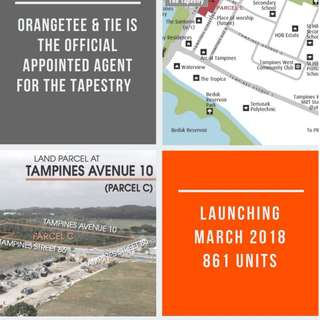 New Condo Launch @ Tampinese ave 10