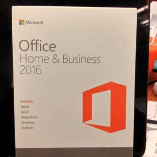 MS Office 2016 Home & Business + 2TB Cloud storage Onedrive (lifetime license)
