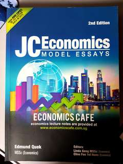 [WTS] JC Economics Model Essays