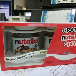 PROMO NUTELLA BUY ONE GET ONE FREE