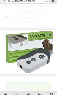 19.Barkstopper  (ultrasonic bark stopping device)