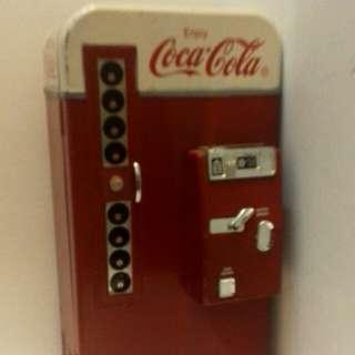 可樂古典汽水機《錢箱》