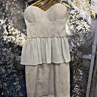 Guess Peplum Dress