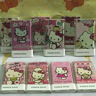 Hello Kitty Powerbank