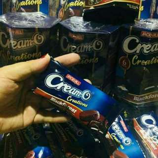 Cream o creation