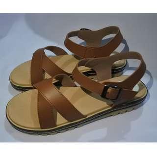 Marygold Sandal Wanita MGS 02 Brown