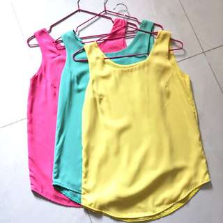 Brand new good quality Sleeveless Top