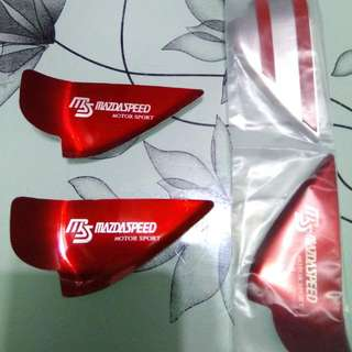 Mazda 3 Door Handle Bowl Cover stainless Steel for Mazda 3 New Models  PM me lng po Montalban Ako