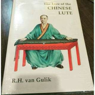 The Lore Of The Chinese Lute : An Essay on the Ideology of the Ch'in (Hardcover)