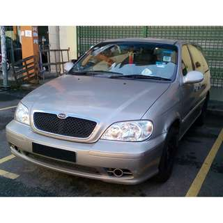 Naza Ria For Sale