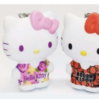Hello Kitty ezlink charm floral