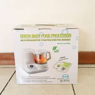 Little Giant Baby Food Processor
