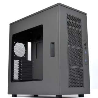 [Excellent Condition] CaseLabs Merlin SM8 Custom Case in Gunmetal Gray (Assembled)