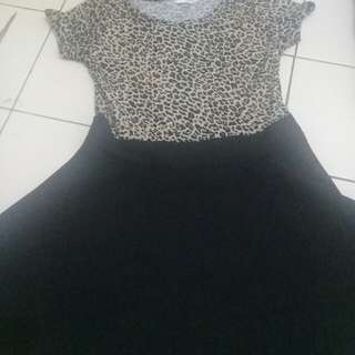 Blessing preloved girl dress