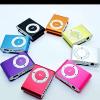 Stylish And Sporty MP3 Player!