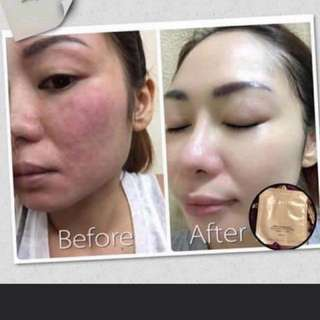 [ CHEAPEST ] Anmyna Silk Mask