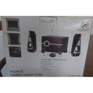 Logitech Z103 speaker