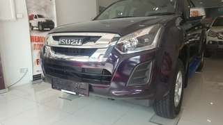 Isuzu Dmax 2.5L VGS Turbo Intercooler