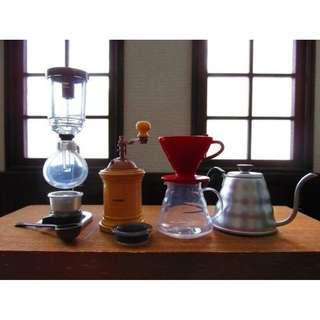 迷你咖啡器材 扭蛋 Kenelephant HARIO 全5款