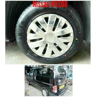 Tyre 175/70 R14 Membat on Nissan NV200 🐕 Super Offer 🙋♂️