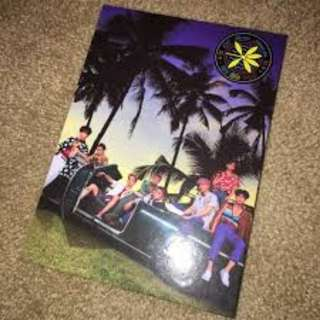 ON HAND UNSEALED EXO The War album [Private Version] KOREAN VER.