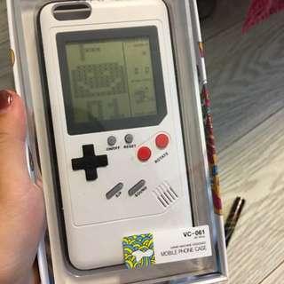 Tetris Gameboy phone cover